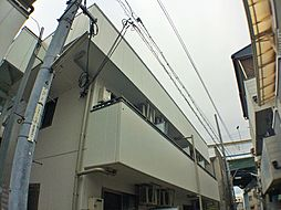 兵庫県神戸市長田区苅藻通2丁目の賃貸マンションの外観