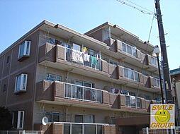 ガーデンタウンフジ[3階]の外観