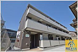 千葉県千葉市中央区東本町の賃貸アパートの外観