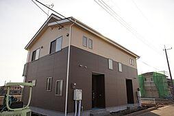 [テラスハウス] 栃木県宇都宮市宝木本町 の賃貸【/】の外観