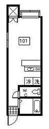 西新発田駅 2.7万円