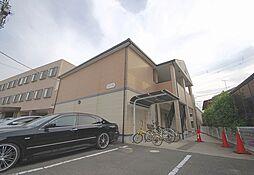 大阪府寝屋川市池田3丁目の賃貸アパートの外観