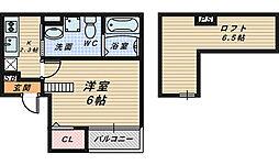 COLOR[2階]の間取り