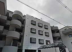 ビラ小松[3階]の外観