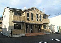 栃木県小山市犬塚7の賃貸アパートの外観