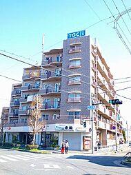 大阪府豊中市熊野町4丁目の賃貸マンションの外観