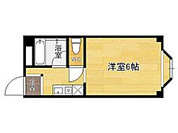 ビバリーハウス昭南[3階]の間取り