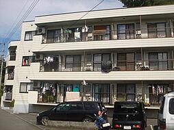 神奈川県川崎市宮前区初山2丁目の賃貸マンションの外観