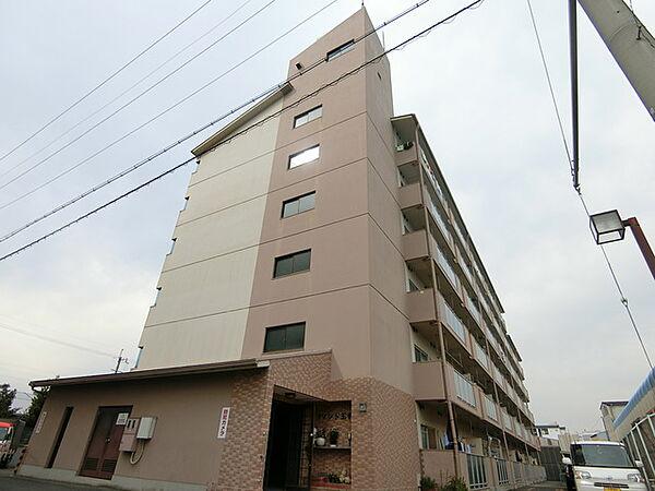メゾンド玉手[3階]の外観