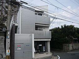 COZY PLACE NAGAO(コージィープレイスナガオ)[302号室]の外観