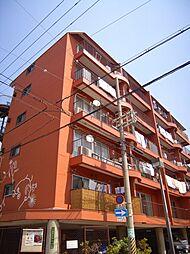 マンション白鳳[2階]の外観