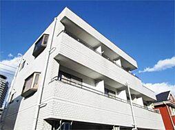 東京都多摩市桜ヶ丘1丁目の賃貸マンションの外観