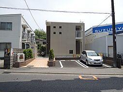 神奈川県鎌倉市西鎌倉1丁目の賃貸アパートの外観