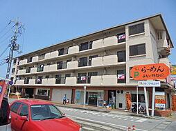滋賀県彦根市大藪町の賃貸マンションの外観