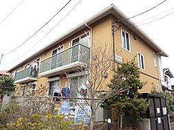 サニーコート千代田A棟[1階]の外観