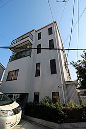 ビガーポリス東大阪 ロータスマンション[3階]の外観