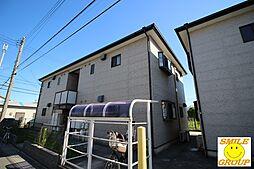 ハイツ山田[2階]の外観