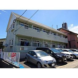 愛知県名古屋市名東区本郷3丁目の賃貸アパートの外観