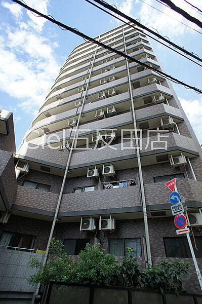 東京都品川区東五反田4丁目の賃貸マンションの画像