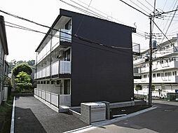 エスカリエ青家[2階]の外観