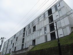 神奈川県横浜市青葉区荏田北1丁目の賃貸マンションの外観