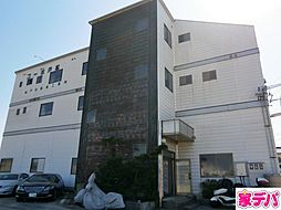 愛知県岡崎市福岡町字下高須の賃貸マンションの外観