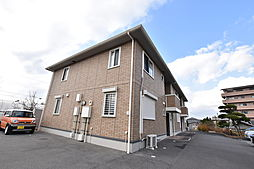 大阪府堺市中区伏尾の賃貸アパートの外観