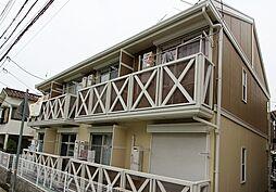 メゾンデュ・ボヌール[1階]の外観