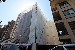 新喜多東1丁目新築マンション[2階]の外観