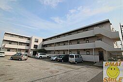 千葉県船橋市夏見台6丁目の賃貸マンションの外観