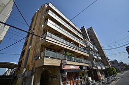 シャトー野江[6階]の外観