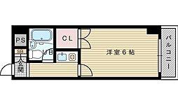 ハウスアイ菅原[7階]の間取り