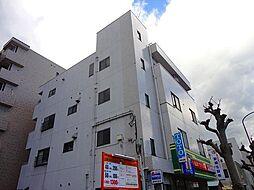 ニューハイム三ツ沢[201号室]の外観