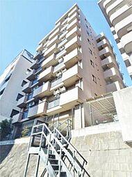 東京都多摩市鶴牧1丁目の賃貸マンションの外観