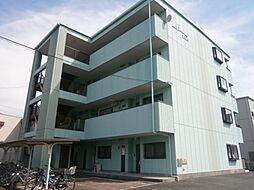 愛知県岡崎市江口2丁目の賃貸マンションの外観