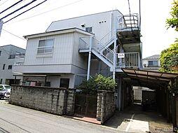 東京都北区中十条4丁目の賃貸マンションの外観