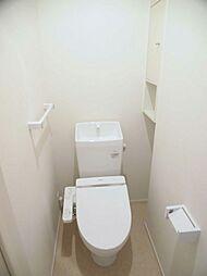 グランドソレーユのトイレ