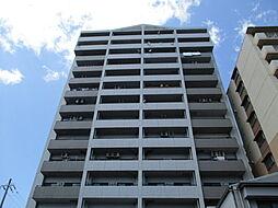 生島リバーサイドマンションD棟[6階]の外観
