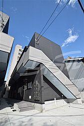 大阪府大阪市生野区中川2丁目の賃貸アパートの外観