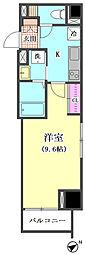 仮)新日本リフトマンション[803号室]の間取り