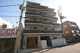大阪府堺市中区深井清水町の賃貸マンションの外観
