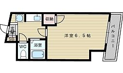 サニーガーデン[3階]の間取り