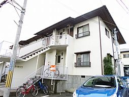 大阪府箕面市稲3丁目の賃貸アパートの外観