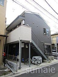 アンシャンテ東尾久[201号室]の外観