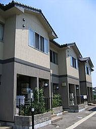 [テラスハウス] 富山県富山市赤田 の賃貸【富山県 / 富山市】の外観