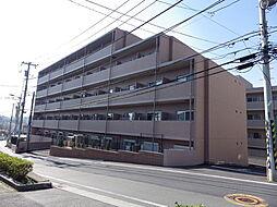 東京都八王子市大和田町7の賃貸マンションの外観
