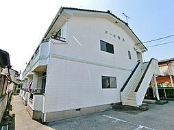 栃木県宇都宮市茂原2の賃貸アパートの外観