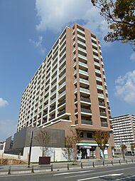 福岡県福岡市東区千早4丁目の賃貸マンションの外観