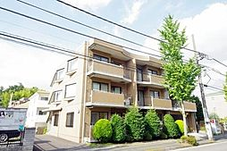 神奈川県横浜市青葉区藤が丘1丁目の賃貸マンションの外観