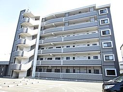 福岡県久留米市西町の賃貸マンションの外観
